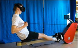 VR Rowing Machine